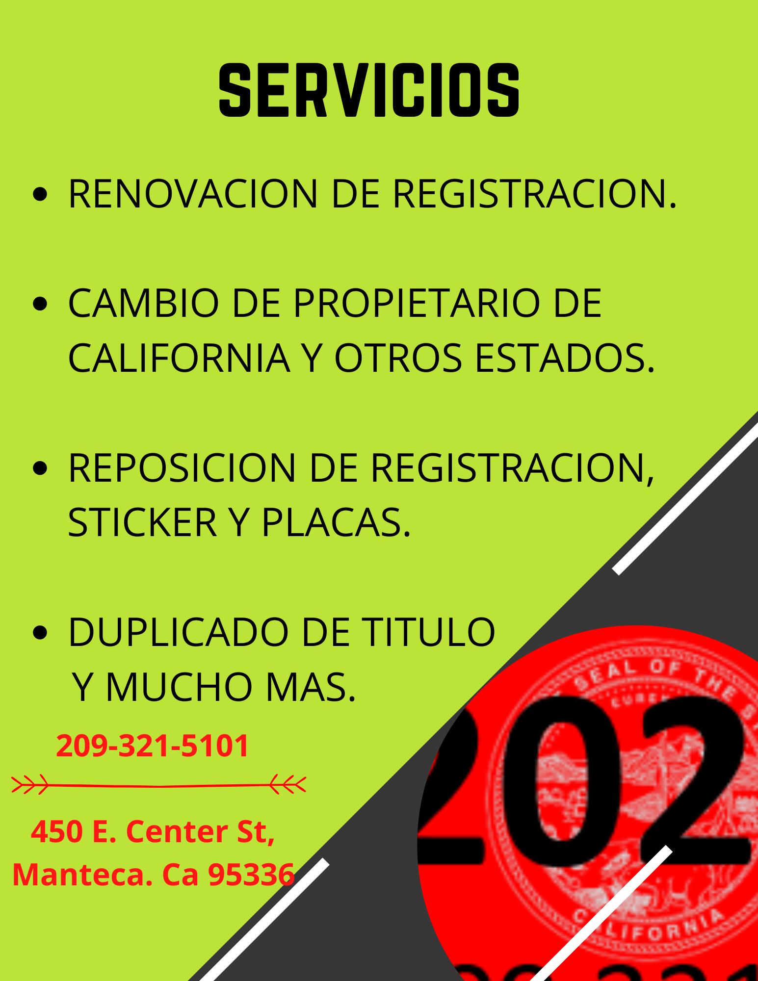 Servicio de Registracion flyer (1)